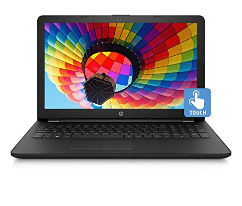 HP 15.6-Inch HD Touchscreen Laptop (Intel...