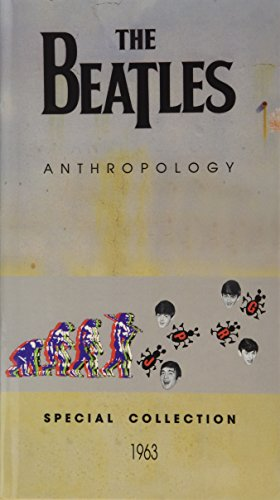 The Beatles - Anthropology  Special Collection 1963 - (GDR CD 1305) - 4CD - FLAC - 2014 - WRE Download