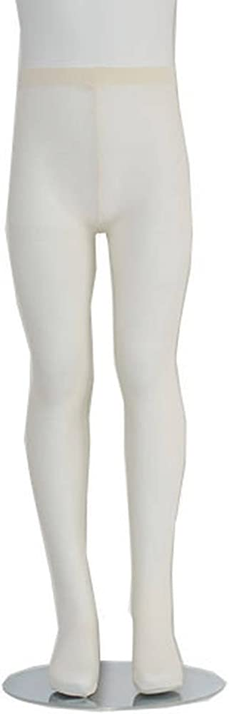 Ivory Piccolo Lightweight Baby Toddler Little Girls Tights 0M-16