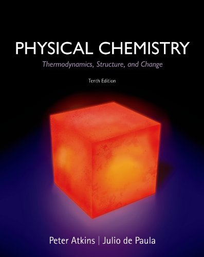Physical Chemistry (Cloth)