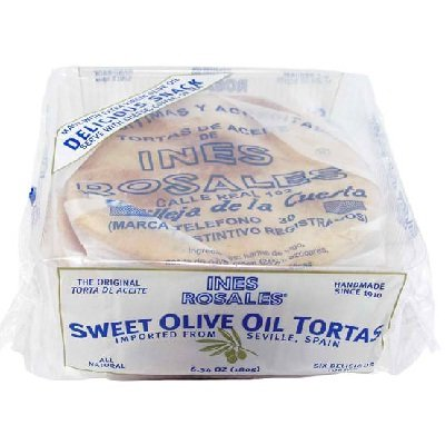 Sweet Olive Oil Tortas 6.34 Ounces (Case of 10)