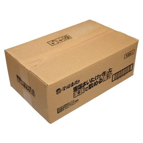 雪国まいたけが作った家族で飲める青汁 3gx21袋入x12個入 (1ケース売り) B00K62MVOU