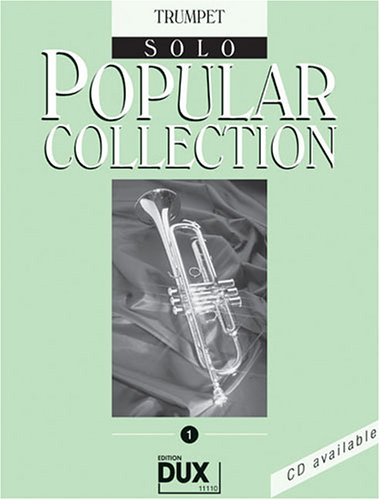 Popular Collection 1 Trompete Solo