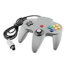 Controller for N64 Nintendo 64 - Grey