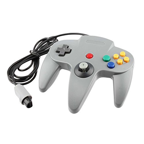 Controller for N64 Nintendo 64 - Grey for sale  Delivered anywhere in USA