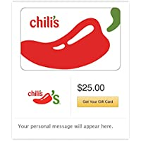 Chili's Grill & Bar Email Gift Card