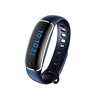 ZCFDD Smart Bracelet New Smart Bracelet Blood Pressure Dynamic Heart Rate Sports Fitness Tracker Smart Wristband Smart Band Miband Estimated Price -