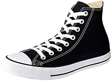 Converse Chuck Taylor Unisex All Star High Top Monochrome Black