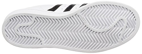 blanc Blanc Hommes Adidas Sneakers Superstar Pour 000 TWxaXR