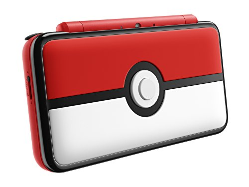 Nintendo New 2DS XL - Poke Ball Edition [Discontinued] (Pokeball Ds Game Case)