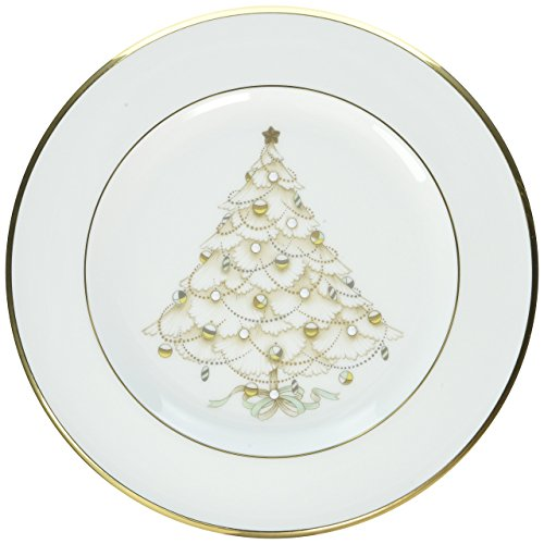 Noritake Palace Christmas Gold Holiday Accent Plate