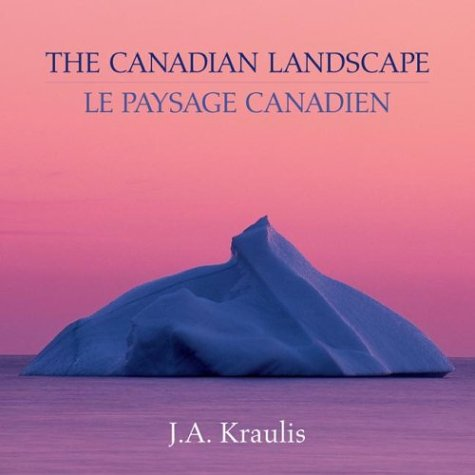 The Canadian Landscape / Le Paysage Canadien by Brand: Firefly Books