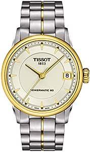 TISSOT LUXURY AUTOMATIC T086.207.22.261.00 WOMENS WATCH