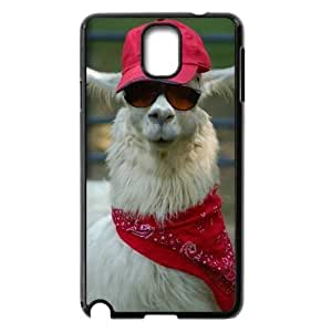 Alpaca Cell Phone Case for Samsung Galaxy Note3 N9000,diy Alpaca cell phone case series 4