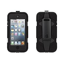 Griffin GB356942 Survivor iPod touch 5 Black