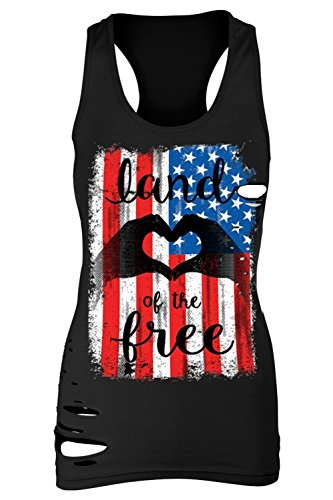 american themed tank tops - 3