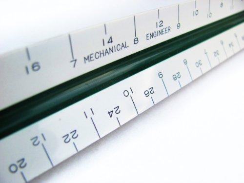 Combination Triangular Scale Mechanical Engineer product image