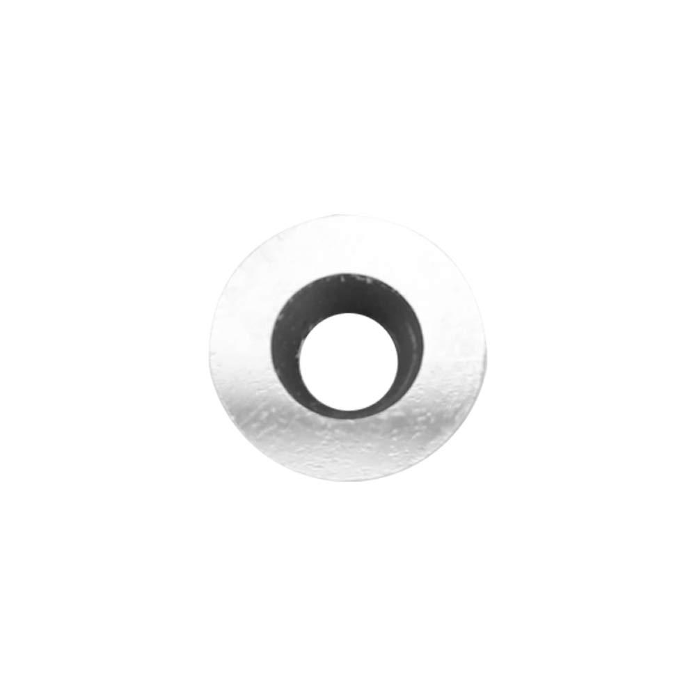 Baugger Insertos de Carburo Carpinter/ía DIY Tornillo de Corte de Fresado de Madera de Alta Precisi/ón para Herramienta de Torneado de Torno Hoja de Estilo C