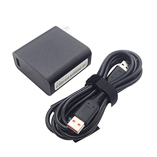 ADL65WLC - Fuente de alimentación para portátil Lenovo YOGA 4 Pro YOGA 700 YOGA 900 YOGA 3 Pro 5A10J40291 ADL65WLG con...