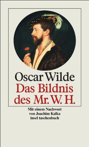 Das Bildnis des Mr. W. H (insel taschenbuch)