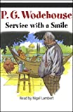 Front cover for the book Service with a Smile by P. G. Wodehouse