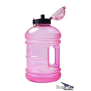 Bluewave Daily 8 Tritan BPA Free Water Jug - 1.9 Liter (64 oz) Candy Pink (Gen2)
