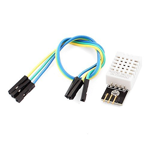 eDealMax AM2302 Termómetro Digital de temperatura del módulo del Sensor de humedad Con Cable: Amazon.com: Industrial & Scientific