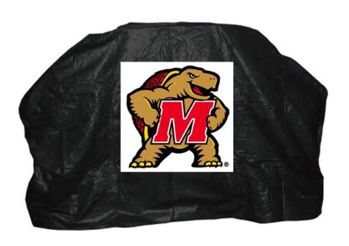 NCAA Maryland Terps 59-Inch Grill Cover
