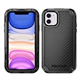 clip for pelican case - Pelican iPhone 11 Case, Shield Case - Military Grade Drop Tested - DuPont Kevlar Carbon, TPU, Polycarbonate Protective Case for Apple iPhone 11 (Black)
