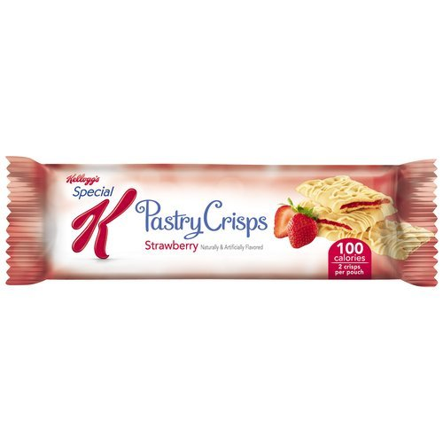 038000490668 - Kellogg's Special K Pastry Crisps Bar, Strawberry, 7.92 Ounce (Pack of 81) carousel main 5
