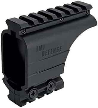 IMI Defense Handgun Pistol Scope Mount for Sig Sauer or M1913 rails Zig - IMI Mount