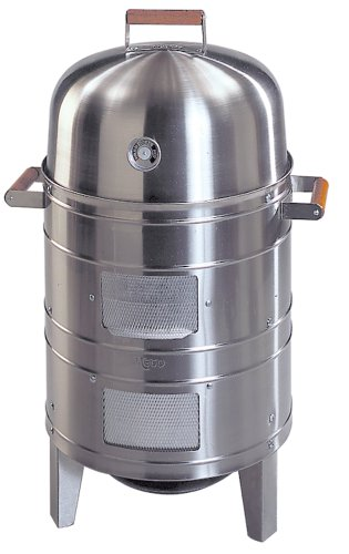 Americana  Stainless Steel Charcoal Water Smoker