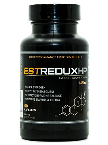Blocker Estrogen (EstreduxHP Estrogen Blocker for Men | Aromatase Inhibitor, Anti Estrogen, and Testosterone Booster)