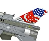TANG DYNASTY(TM) 1:72 F-16D Fighting Falcon Fighter