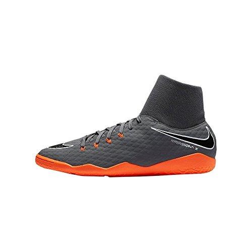 物語大脳摂氏Nike HypervenomX Phantom III Academy Dynamic Fit Indoor/Court Soccer Shoes/サッカー シューズ インドア用 (US 7.5)
