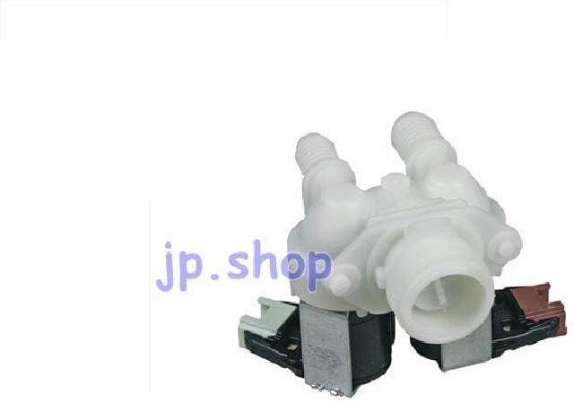 Elettrovalvola Doppia Carico Acqua 2 Vie 180° Per Lavatrici Candy Rex Indesit