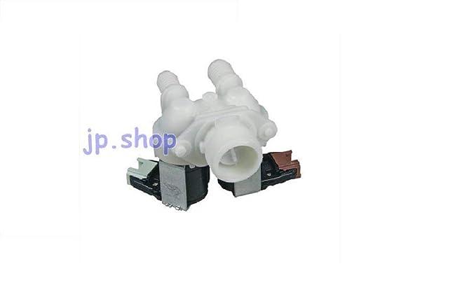 Electrolux 1325186110 - Electroválvula lavadora, carga de agua, 2 ...