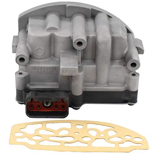 2013 Chrysler Sebring Jx - NewYall Trans Transmission Shift Solenoid