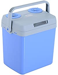 TAVLAR Portable 12V Electric Cooler Warmer Box Fridge Car Boat Travel Mini Fridge 25L