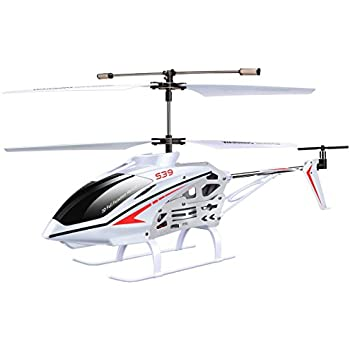 41FZ90xGe8L._SL500_AC_SS350_ amazon com syma s33 3 channel rc helicopter 2 4ghz (color may  at bakdesigns.co