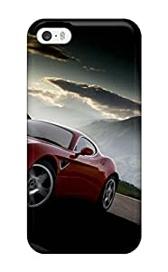 New Arrival Case Cover With WeZ-90QPQrTEYx Design For Iphone 5/5s- Alfa Romeo Usa 3