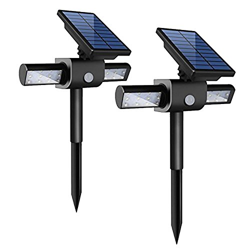 Good KUMEDA 24 Solar LED Waterproof Outdoor Light 360° USB Solar Spotlights  Wireless Security Solar Motion Sensor Light For Outdoor Garden Path  Driveway Wall ...