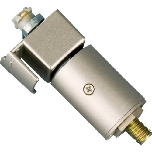Progress Lighting P8728-09 Alpha-Trak Stem-Hung Mini-Pendant Adapter, Brushed Nickel by Progress Lighting