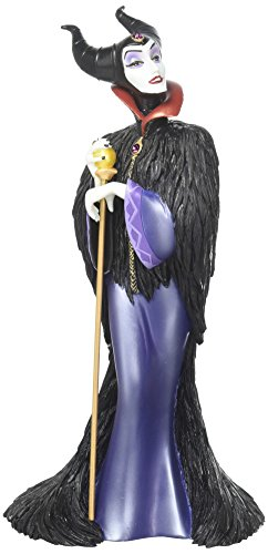Disney Showcase Collection by Enesco Maleficent Art Deco Figurine 4057170