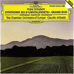 Franz schubert symphonie 8 3