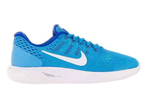 Nike 843726-401, Zapatillas de Trail Running para Mujer Azul (Blue Glow/White-Racer Blue-Hyper Turq)