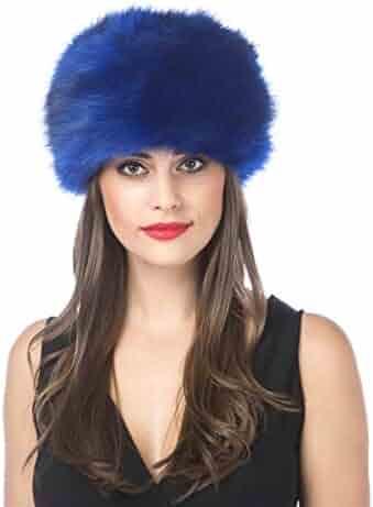 385c8603 Lucky Leaf Women Men Winter Thick Fur Russian Hat Warm Soft Earmuff