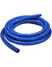 """High Performance Silicone Heater Hose - 1"""" ID x 10 ft Blue (1.00"""" 25mm)"""