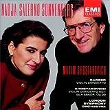 Barber: Violin Concerto / Shostakovich: Violin Concerto 1