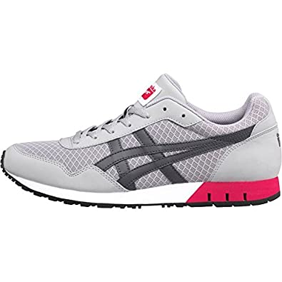 ce2b773e99b9 Mens Onitsuka Tiger Curreo Trainers Light Grey Dark Grey Guys Gents (12 UK  12